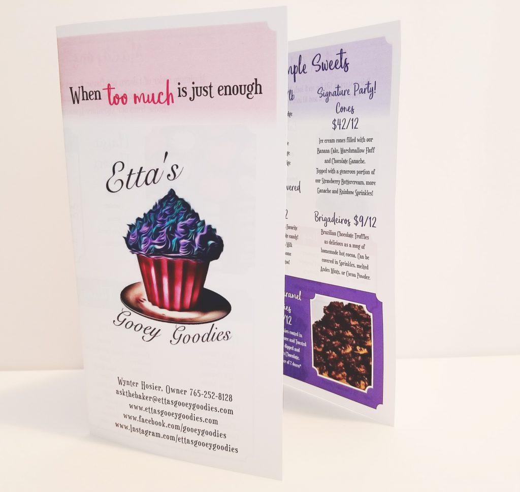 Client: Etta's Gooey Goodies
